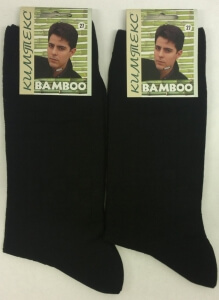 Кимтекс носки мужские из бамбука с лайкрой