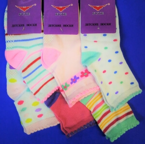 FUTE носки детские на девочек