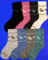 Корона носки подростковые королевская ангора