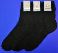 Модный стиль носки мужские черные