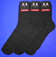 Русский стиль носки мужские черные