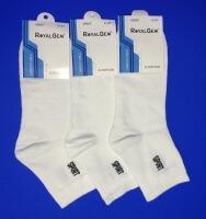 Носки мужские укороченные спорт белые
