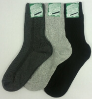 Виоли носки подростковые чёрные