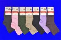 Носки женские без резинки арт. М -18