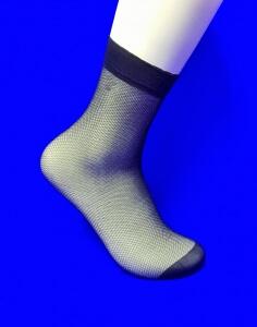 Носки женские эластик сеточка