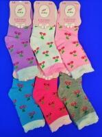 Ланю носки детские Вишня