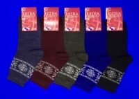 Ростекс (Рус-текс) носки женские шерсть ПШ-1