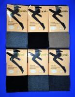 Зувей колготки кашемировые женские Гигант