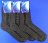 Золотая игла носки мужские с-104 темно-серые