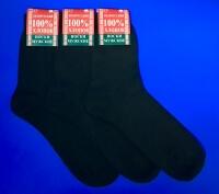 Носки мужские уплотненные Белорусский 100% хлопок Нх-10 (А-10, А-1) черные гладкие