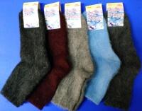 Ростекс носки женские с начесом без резинки Вж-6