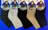 Весна носки детские кроличий пух+шерсть для мальчиков