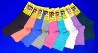 Юста носки детские 3с18 хлопок с лайкрой ассорти