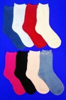 Носки детские однотонные