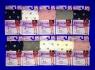 Dover  колготки детские 3D из микрофибры 60 den Сердечки