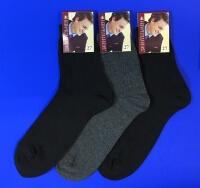 Джентельмен носки мужские м-5 (м-3) серые