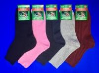 Лечебные женские носки со слабой резинкой с крапивой ассорти