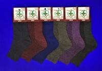 Ажур носки женские ОРХ-30 (ОРЛ-31) лечебные ослабленная резинка ассорти