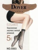 Dover носки женские эластик Elegante натурал