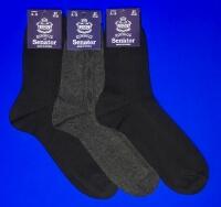 Сенатор носки мужские А-5 темно-серые