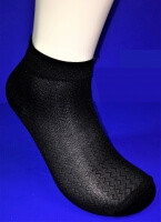 Витебск носки женские эластик черные