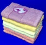 Полотенца махровые банные женские