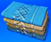 Полотенца махровые банные мужские