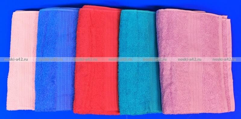 Полотенца махровые банные Туркменские оптом