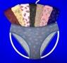 Трусы женские в горошек арт. 6027