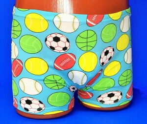Детские трусы для мальчиков COOL KID мячики арт. 71-50