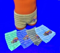 Детские трусы-боксеры COOL KID для мальчиков арт. 7415 (7426)