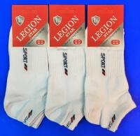Легион носки женские спортивные белые