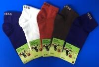 Носки женские спортивные антибактериальные с крапивой Фитнес