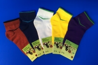 Носки женские спортивные антибактериальные с крапивой арт. А-1
