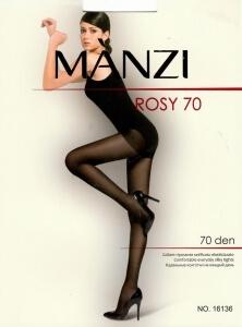 MANZI колготки женские ROSY 70 den ЧЕРНЫЕ