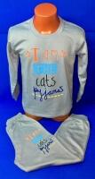 Детские пижамы на мальчиков 5-8 лет