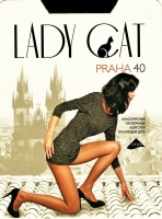 Грация LADY CAT 40 den ЧЕРНЫЕ