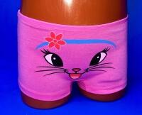 Детские трусы для девочек COOL KID арт. 9109 (8480) шортиками