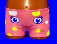 Детские трусы для девочек COOL KID арт. 8485 (9109,8480) шортиками