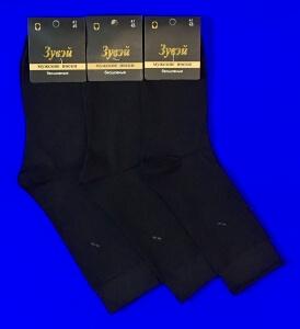 Зувей носки мужские бесшовные