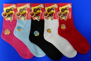 Ланю носки детские ажурные