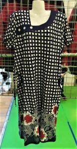 Платья - туники женские трикотажные
