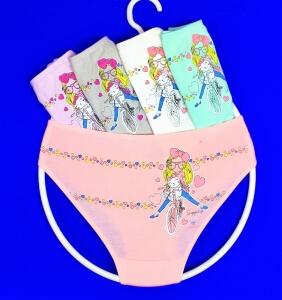 Детские трусы для девочек Турция арт. 116447