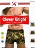 Трусы мужские боксеры Clever Knight (СЛАВА) арт. 9209