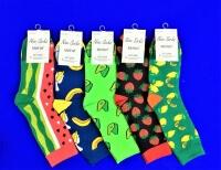 Nice Socks ЦВЕТНЫЕ НОСКИ (МИНИ) арт. W20-1