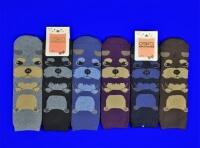 """OSKO термо-носки женские внутри махра """"Собачки"""" арт. А 18-07(18-06)"""