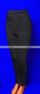 ЛАНЮ термо лосины верблюжья шерсть внутри с мехом арт. 9900-Н20