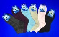 Ажур носки женские с-90 хлопок