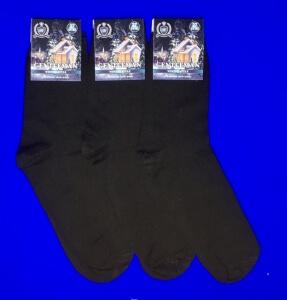 Фитнес носки мужские Ш-17 тонкая шерсть