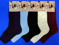 Носки женские с ослабленной резинкой Лиля